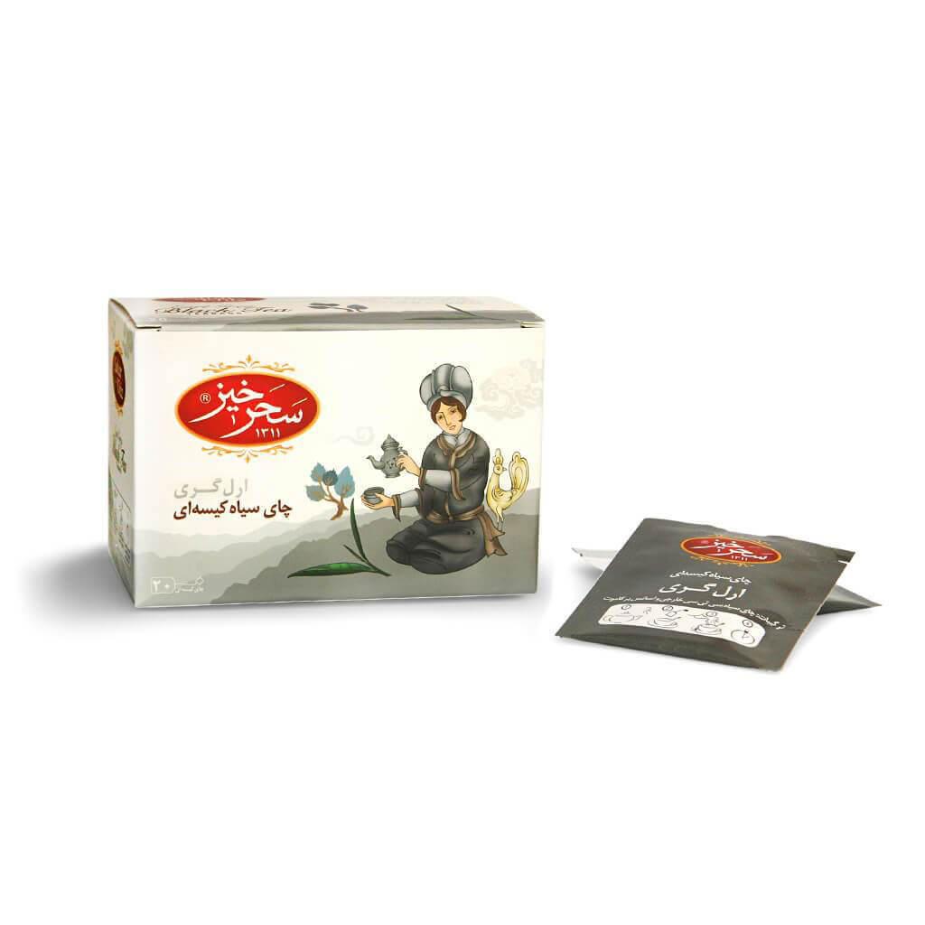 خرید انلاین قهوه و چای از فروشگاه اینترنتی وجیسنک خرید انلاین محصولات سحر خیز چای سیاه ارل گری