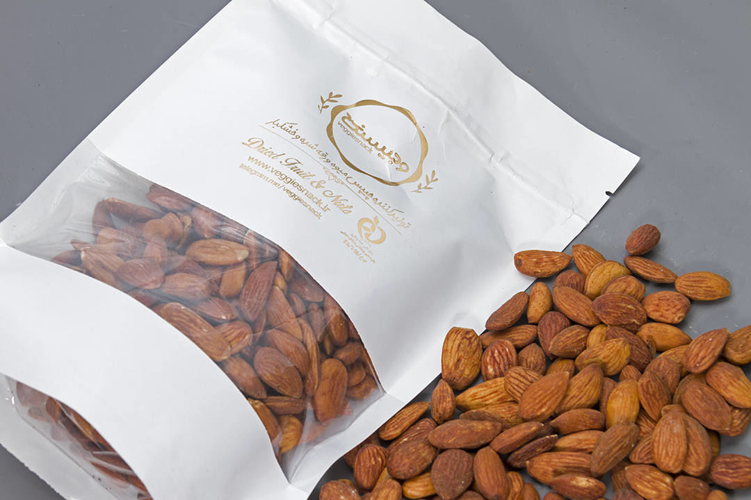 بادام درختی خام وجیسنک مغز بادام اجیل خشکبار میوه خشک تنقلات گیاهی عطاری چای دمنوش اجیل و خشکبار ارزان