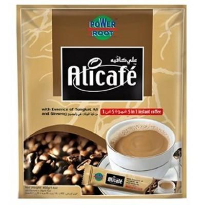 خرید اینترنتی پودر قهوه فوری علی کافه 5 در 1 فروشگاه اینترنتی وجیسنک
