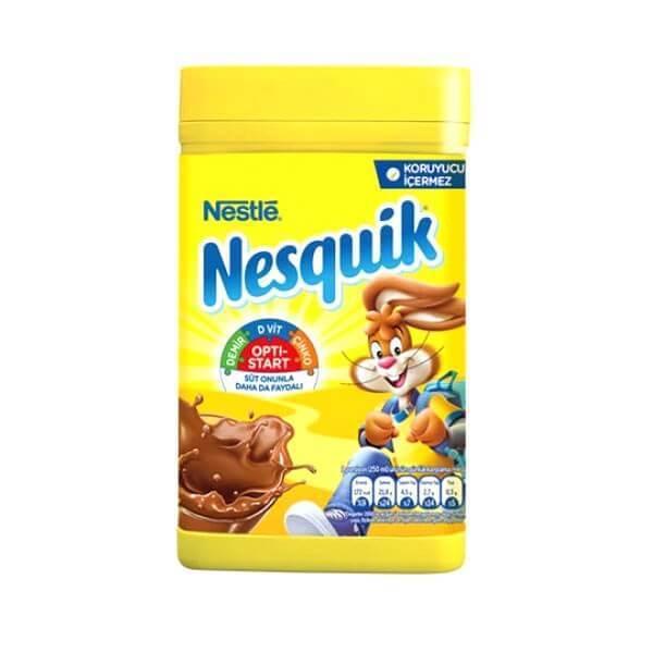خرید آنلاین پودر شیر کاکائو 420 گرمی نسکوئیک Nesquik شهر شکلات وجیسنک
