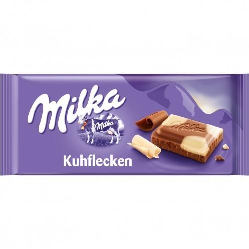 خرید اینترنتی شکلات تابلت شیری مدل گاوهای خوشحال میلکا شهر شکلات فروشگاه اینترنتی وجیسنک milka