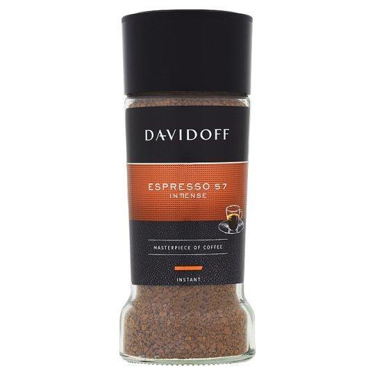 خرید اینترنتی قهوه فوری دیویدوف مدل اسپرسو مقدار 100 گرم مرجع تخصصی چیپس میوه و خشکبار قهوه دمنوش چای وجیسنک