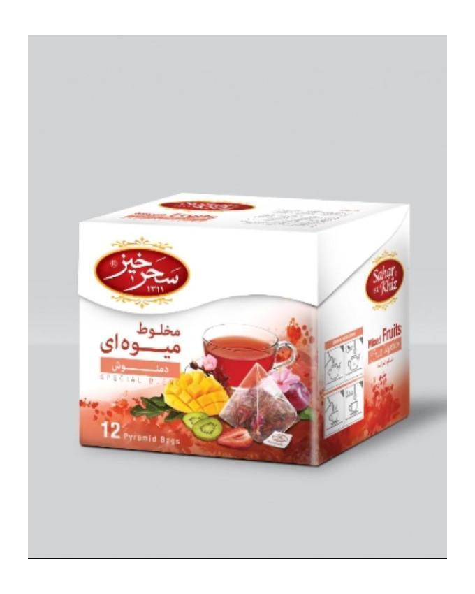دمنوش میوه ای سحرخیز خرید انلاین محصولات سحر خیز در فروشگاه وجیسنک قیمت پایین و ارزان دمنوش های شرکتی و سنتی