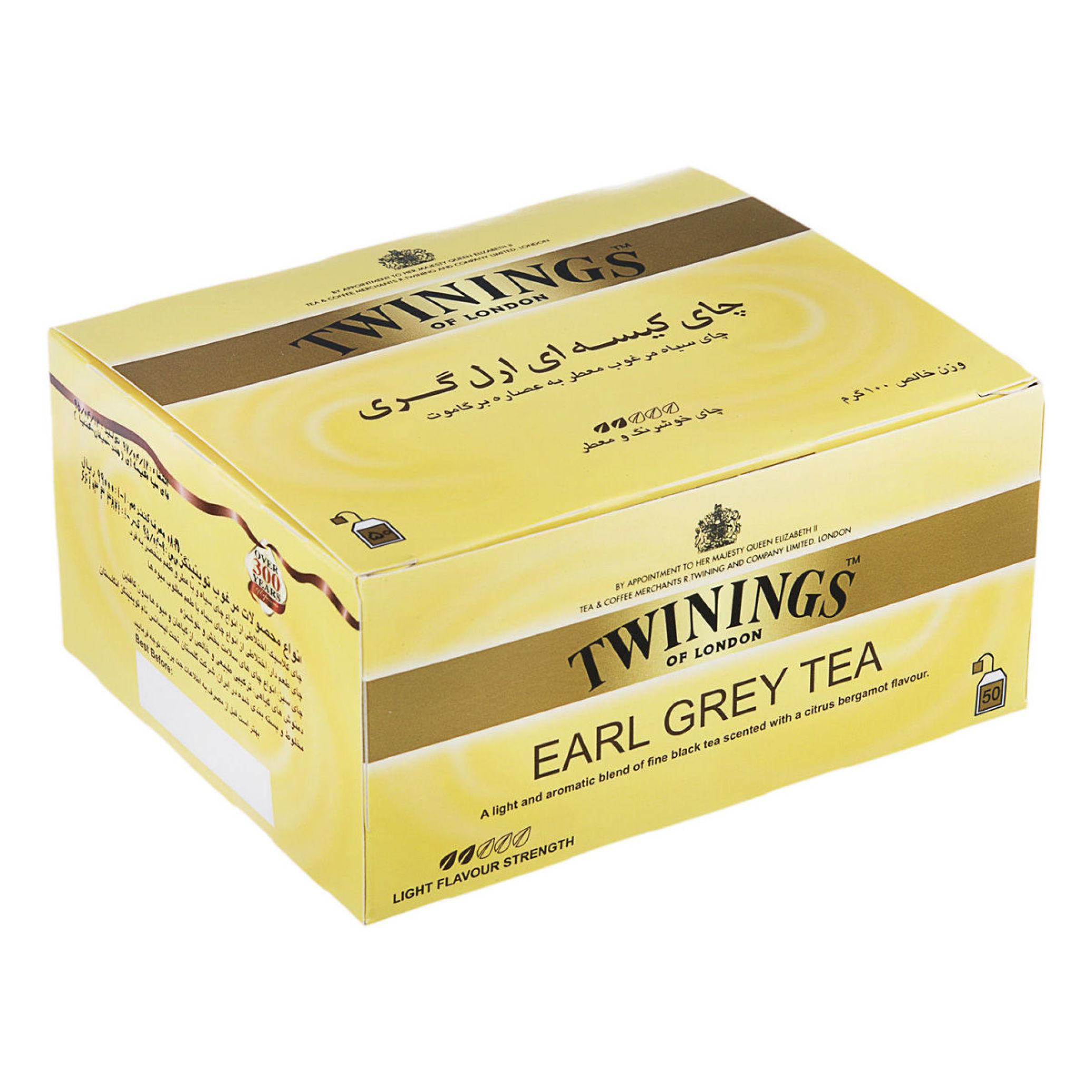 چای کیسه ای توینینگز 25 عددی خرید انلاین چای و دمنوش از وجیسنک فروشگاه اینترنتی خشکبار وجیسنک