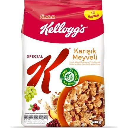 غلات صبحانه میوه های قرمز اسپشیال کی وجیسنک خرید انلاین خرید اینترنتی فروشگاه اینترنتی خشکبار وجیسنک special k