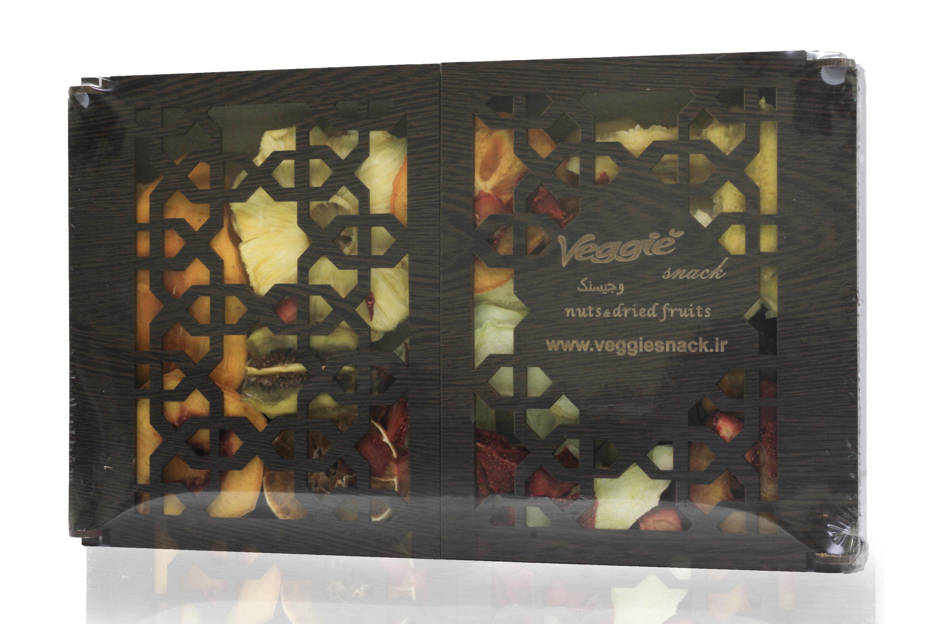 میوه خشک مخلوط کادویی چوبی وجیسنک خرید انلاین خواص میوه خشک مخلوط قیمت خرید اینترنتی بازار تهران زیر قیمت ارزان اقتصادی