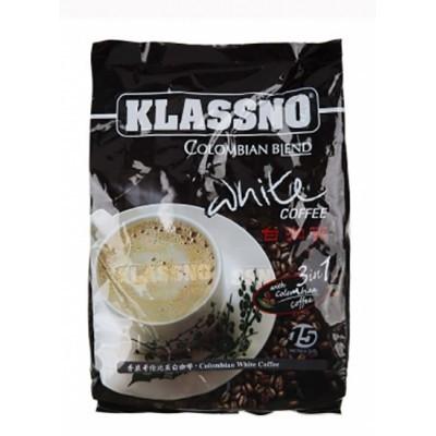 فروش آنلاین پودر قهوه سفید فوری 3 در 1 کلاسنو Klassno Colombian Blend در فروشگاه اینترنتی وجیسنک