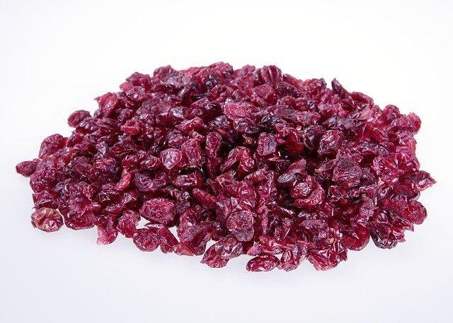 میوه خشک کرنبری وجیسنک خرید اینترنتی چیپس کرن بری میوه خشک خشکبار کرمبری cranberry فروشگاه انلاین ارزان قیمت عمده و خرده
