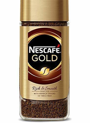 خرید اینترنتی قهوه فوری نسکافه مدل Gold مقدار 100 گرمی مرجع تخصصی چیپس میوه و خشکبار قهوه دمنوش چای