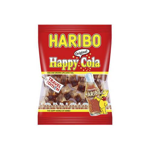 خرید انلاین پاستیل نوشابه ای 130 گرمی هاریبو فروشگاه اینترنتی وجیسنک پاستیل شکلات قهوه میوه خشک دمنوش HARIBO