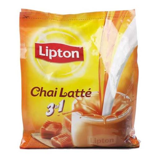 خرید آنلاین چای لاته 3 در 1 با طعم کارامل لیپتون فروشگاه اینترنتی وجیسنک محصولات و دمنوش های گیاهی لیپتون lipton