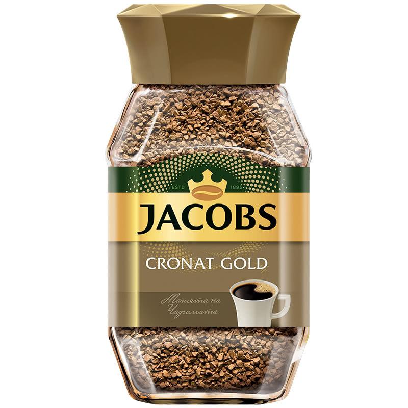 خرید اینترنتی قوطی قهوه فوری جاکوبز مدل کرونات گلد مقدار 100 گرم مرجع تخصصی چیپس میوه و خشکبار قهوه دمنوش چای وجیسنک