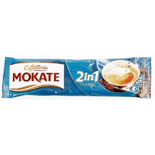 فروش آنلاین پودر قهوه فوری 2 در 1 MOKATE در فروشگاه اینترنتی وجیسنک شهر شکلات وجیسنک