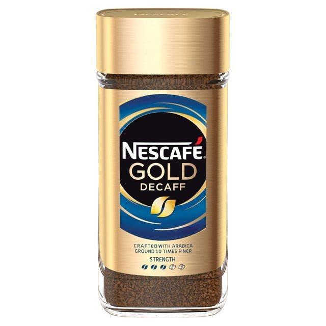 خرید اینترنتی قهوه فوری نسکافه مدل decaf مقدار 100 گرمی مرجع تخصصی چیپس میوه و خشکبار قهوه دمنوش چای وجیسنک