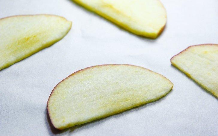 میوه را به مدت 4 تا 8 ساعت خشک کنید / وجی اسنک