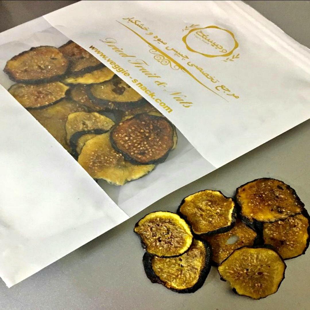 میوه خشک انجیر سیاه چیپس میوه های ایرانی و خارجی فروشگاه اینترنتی وجیسنک میوه خشک ایرانی صادراتی