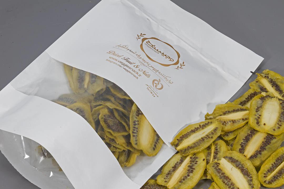 میوه خشک کیوی وجیسنک خرید انلاین فروش چیپس میوه و خشکبار فروش و خرید میوه خشک خرید تضمینی فروش اینترنتی صادرات