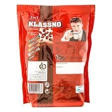 فروش آنلاین پودر کافی میکس 3 در 1 تریدیشنال کلاسنو در فروشگاه اینترنتی وجیسنک