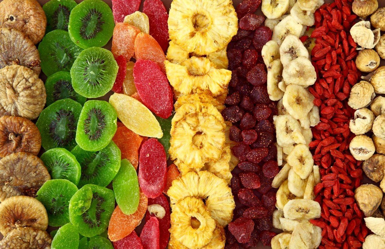 فواید میوههای خشک و غلات برای کودکان