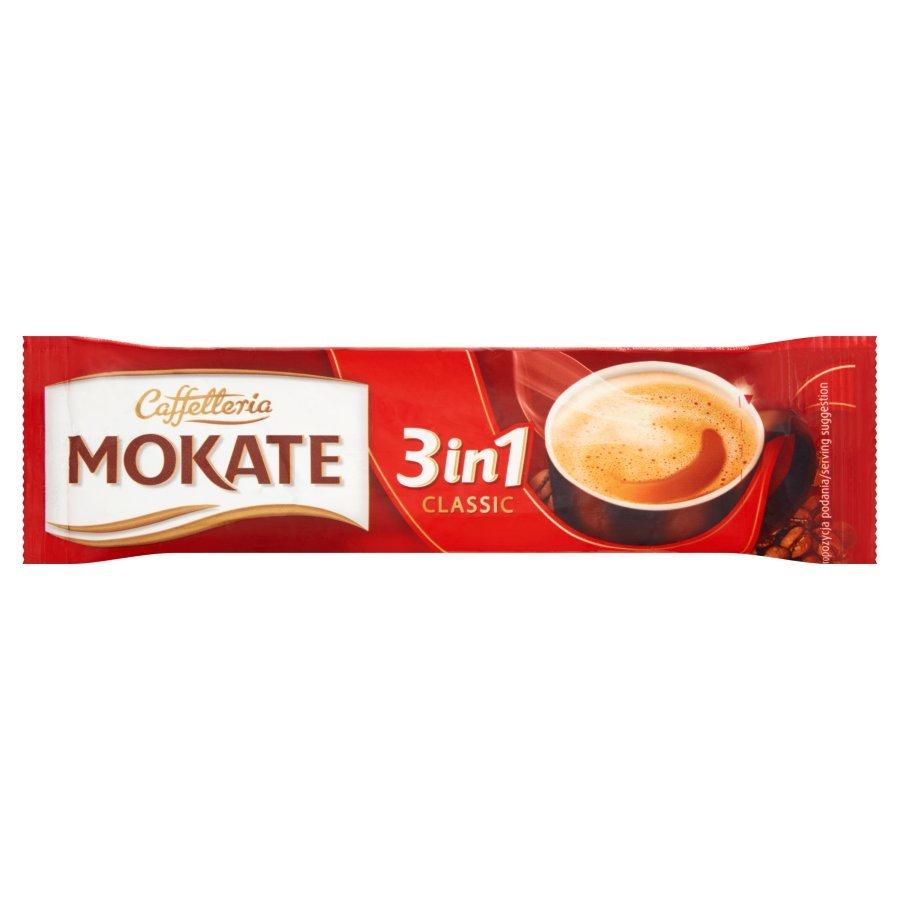 فروش آنلاین پودر قهوه فوری 3 در 1 MOKATE در فروشگاه اینترنتی وجیسنک شهر شکلات وجیسنک