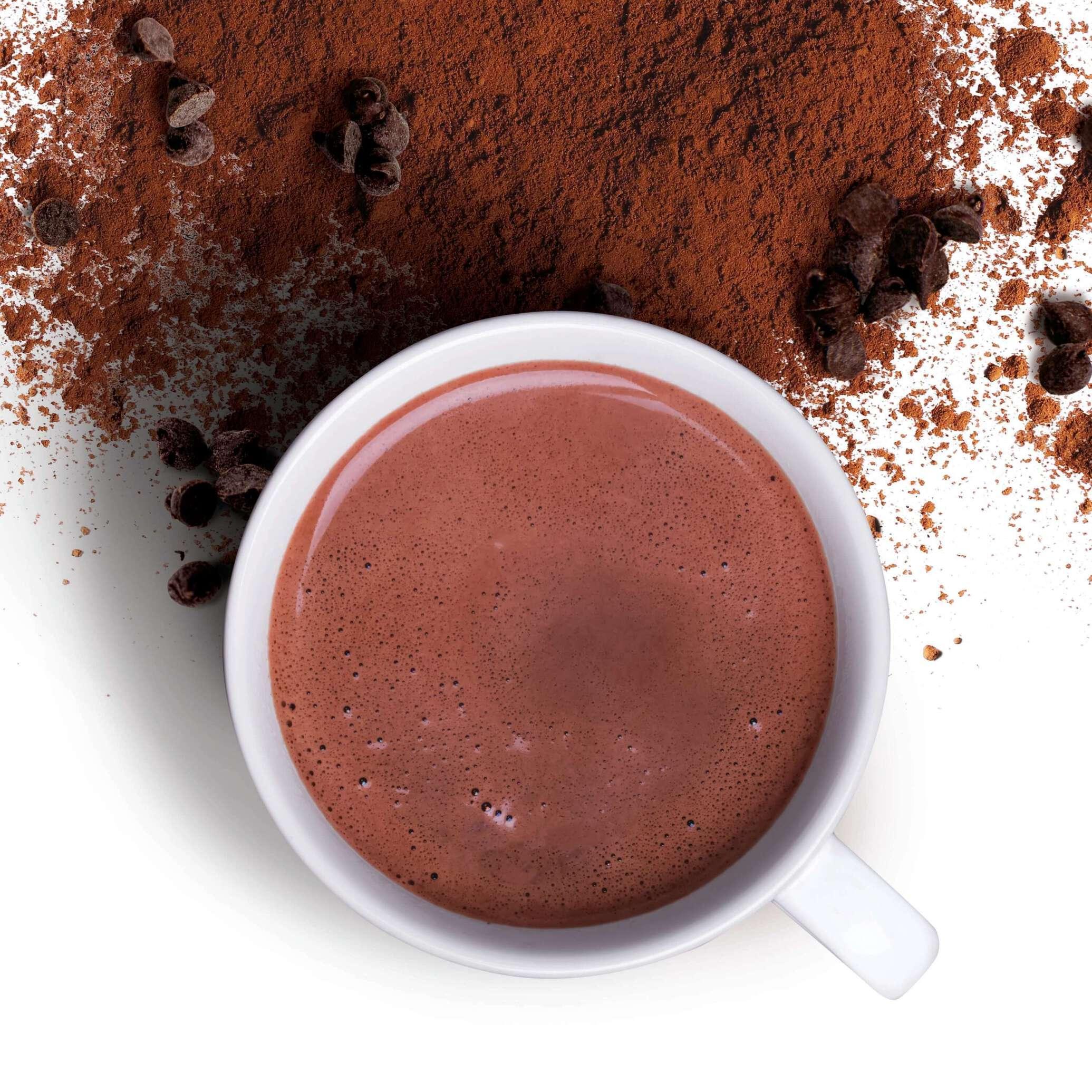 پودر هات چاکلت فوری کلاسیک قهوه فوری وجیسنک فروشگاه وجی اسنک مرجع تخصصی قهوه های شرکتی و فله قیمت عمده و خرده