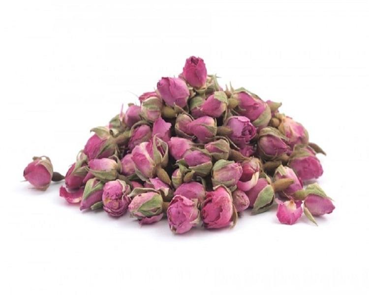 خرید انلاین و قیمت غنچه گل سرخ خشک از فروشگاه اینترنتی عطاری وجیسنک قیمت و خواص عمده فروشی