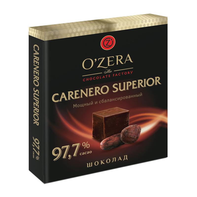 خرید اینترنتی شکلات تابلت دارک 97.7 درصد OZERA شهر شکلات فروشگاه اینترنتی وجیسنک OZERA